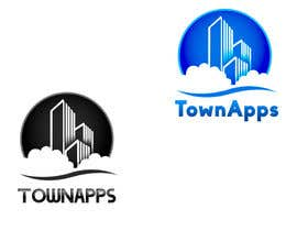 nº 32 pour Logo for TownApps par Spikey21