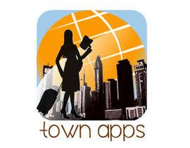 #48 for Logo for TownApps by WSA4WEB