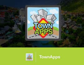 #52 for Logo for TownApps by jakemontibon