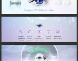 #8 para Slider for a contact lenses ecommerce por Kindland