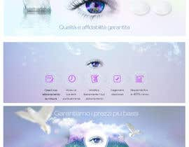 #14 para Slider for a contact lenses ecommerce por Kindland