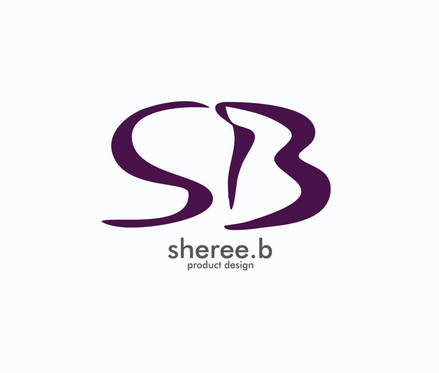 Intrare concurs #15 pentru Logo Design for Sheree B Product Design