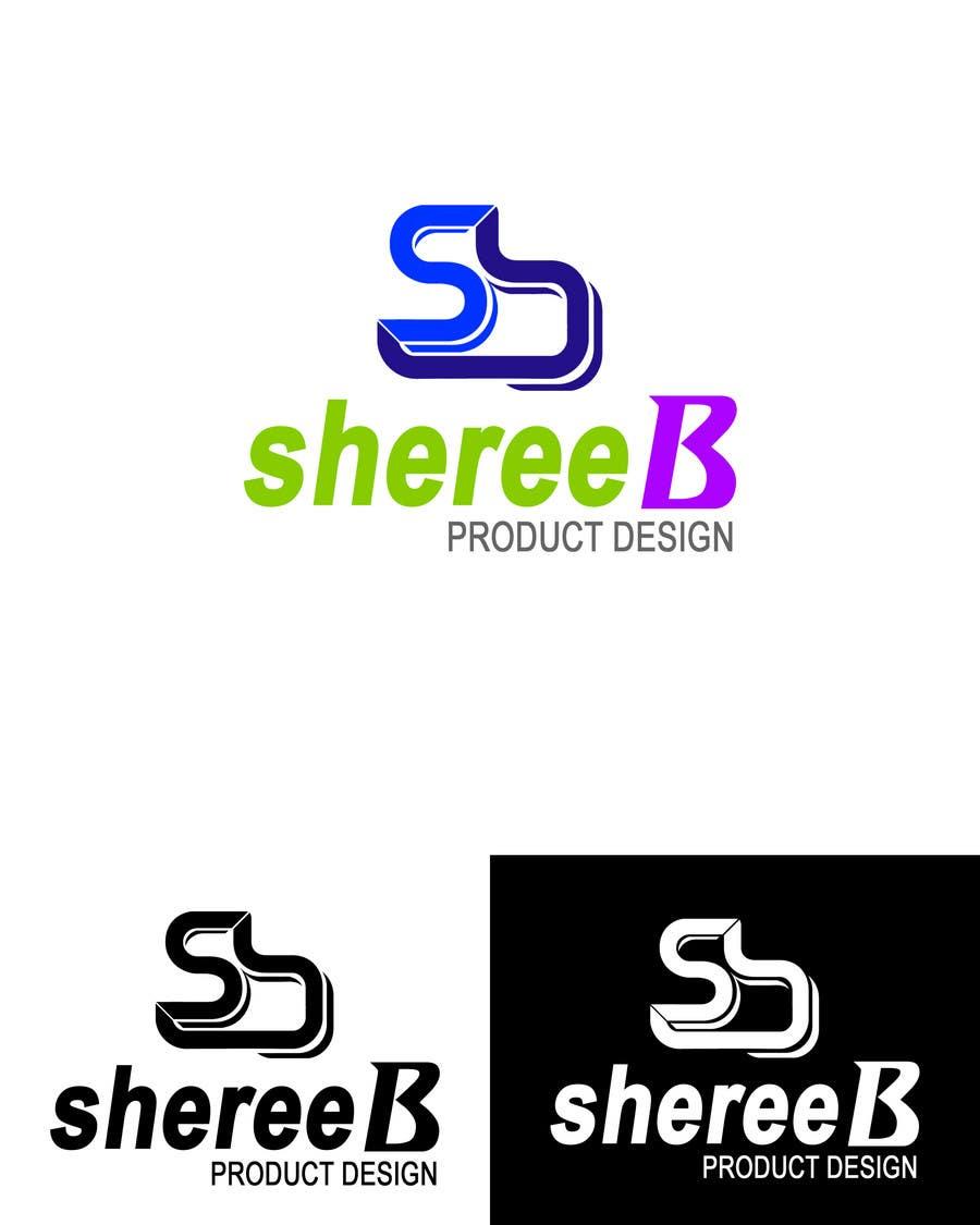 """Intrarea #257 pentru concursul """"Logo Design for Sheree B Product Design"""""""