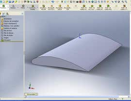 #1 for Do some 3D Modelling 3D design of aa Airfoil Wing or Rib based by patternn