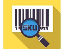 Nro 5 kilpailuun Design a SKU Details Icon käyttäjältä vladamm