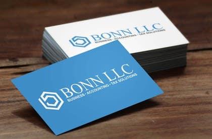 aliciavector tarafından Bonn LLC logo design için no 48