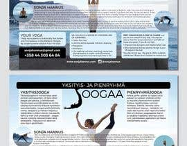 DaveWL tarafından Design a brochure: private yoga teaching için no 11
