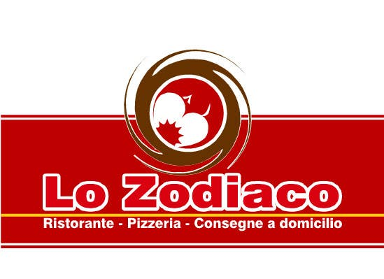 #79 for Logo re-design and street sign for an Italian restaurant and pizzeria by riyutama