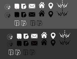 jhosser tarafından Create 10 vectorials CAD icons için no 2