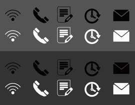 jhosser tarafından Create 10 vectorials CAD icons için no 3