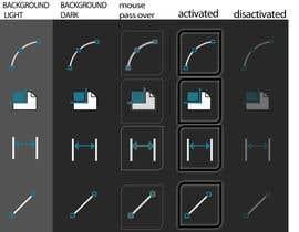 jhosser tarafından Create 10 vectorials CAD icons için no 14