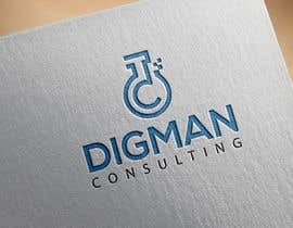 Nro 25 kilpailuun Design a Logo for Digman Consulting LLC käyttäjältä reazapple