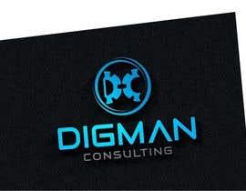 Nro 185 kilpailuun Design a Logo for Digman Consulting LLC käyttäjältä AmanGraphics786