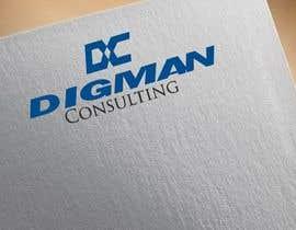 Nro 81 kilpailuun Design a Logo for Digman Consulting LLC käyttäjältä samanna