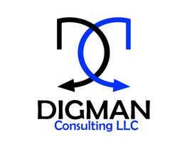 Nro 187 kilpailuun Design a Logo for Digman Consulting LLC käyttäjältä NirobAnik143