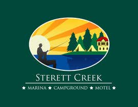 #32 untuk Design a Logo for a combination marina, campground and motel oleh ageek116