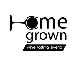 nº 48 pour Design a Logo for a wine event par sasfdo