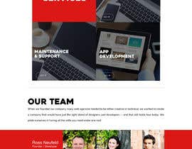 Nro 3 kilpailuun Design Website käyttäjältä worksuchit
