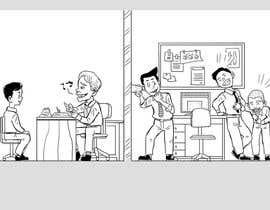 endario tarafından book illustrations - cover plus 9 chapter intros için no 1