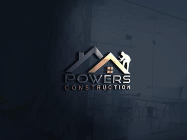 srsr321 tarafından Design a Modern Logo for Powers Construction için no 17