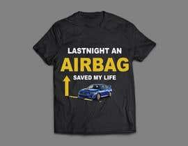 designfreakz tarafından Airbag shirt için no 11