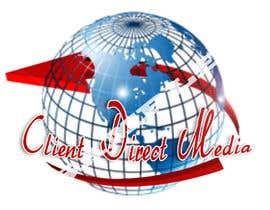 Jhok92 tarafından Logo for clientdirectmedia.com -- 2 için no 8