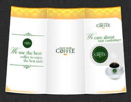 #49 for Stationery Design for First taste Coffee by rudiville