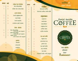 #13 for Stationery Design for First taste Coffee af aditan