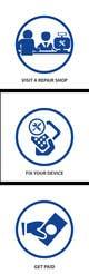 Imej kecil Penyertaan Peraduan #                                                17                                              untuk                                                 Design Graphic Icons for Website