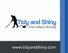 #2 for Design a Flyer for Tidy and Shiny Cleaning af blackd51th