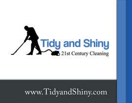 #34 for Design a Flyer for Tidy and Shiny Cleaning af blackd51th