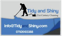 Graphic Design Konkurrenceindlæg #12 for Design a Flyer for Tidy and Shiny Cleaning