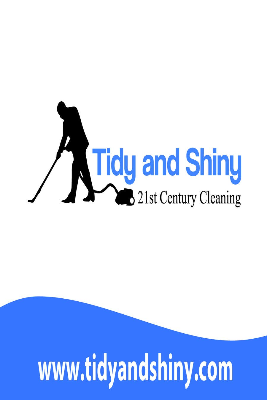 Konkurrenceindlæg #32 for Design a Flyer for Tidy and Shiny Cleaning