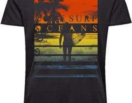 Nro 33 kilpailuun T Shirt Summer Design käyttäjältä javierlizarbe