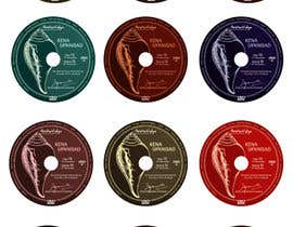#18 cho 5 Color variations for an existing CD cover/label bởi dworker88
