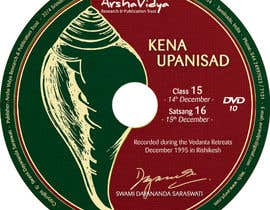 #20 untuk 5 Color variations for an existing CD cover/label oleh valentinafurno