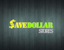 #191 cho Design a Logo for Save Dollar Stores bởi Solo2go