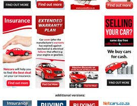 mayerdesigns tarafından Design 9 banners that must look similar to google Adsense banners için no 30