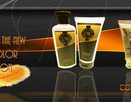 #7 for Professional Banners For Existing Shampoo and Cosmetic by maxidesigner