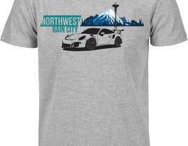 avanmaulana tarafından PNW Shirt design için no 11