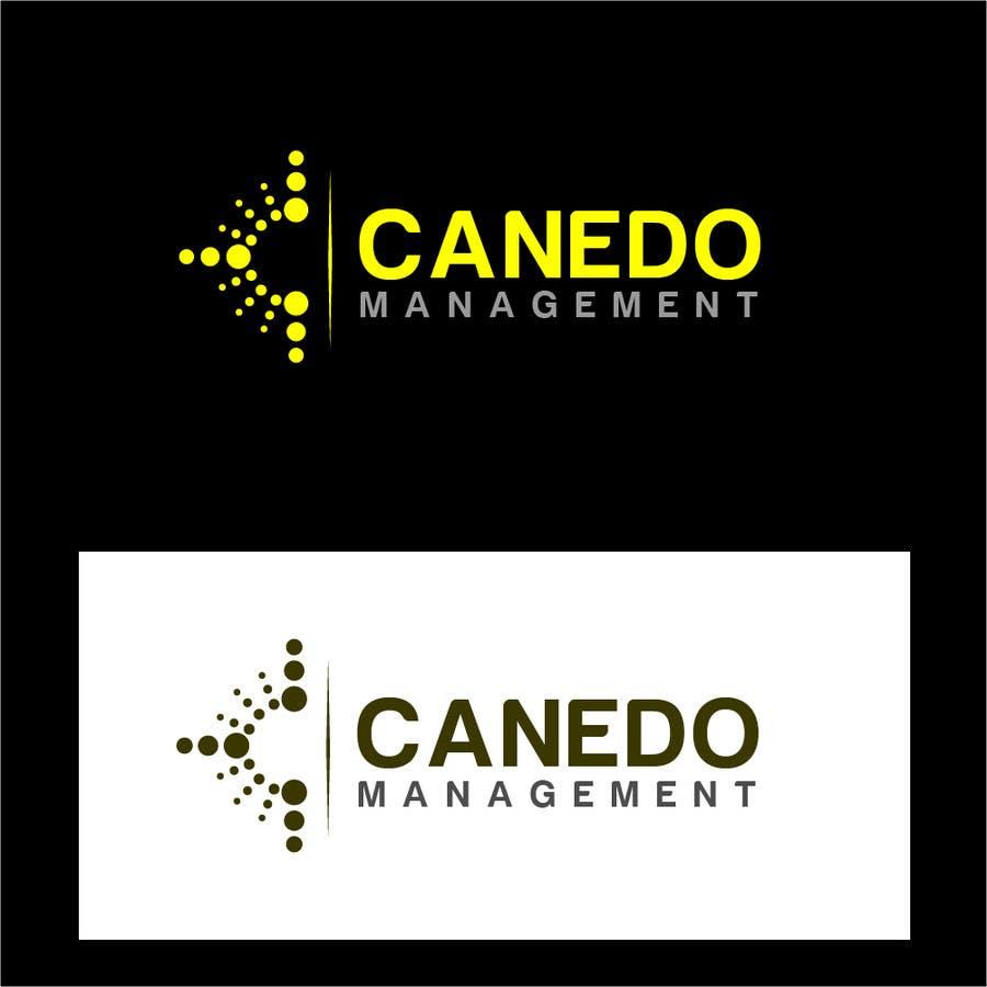#64 for Design a Logo for Canedo Management by ixanhermogino