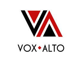 #142 para Design a New Logo for Voxalto por Tsurugirl