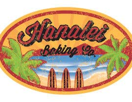 #18 for Design a T-Shirt for Bakery in Hawaii af DavidClarkDesign