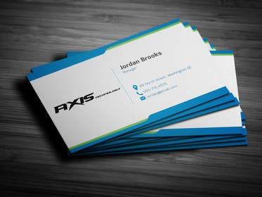 Graphic Design Contest Entry #111 for Inspiring Business Card & logo Design for Technology company
