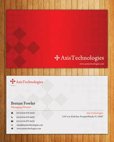 Graphic Design Contest Entry #87 for Inspiring Business Card & logo Design for Technology company