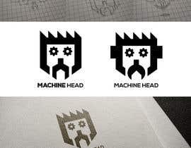 Nro 242 kilpailuun Design a corporate digital logo Machine Head International käyttäjältä KaoutherAkid