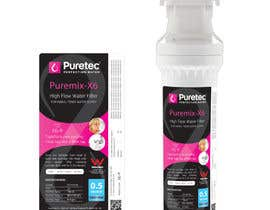 designbahar tarafından Puretec Packaging Design için no 15