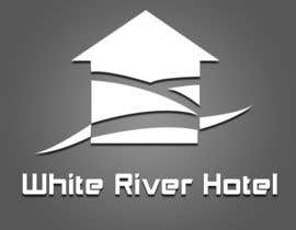 #65 para Design a Logo for White River Hotel. por nudgestudio