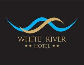 #61 para Design a Logo for White River Hotel. por loekkyha8123