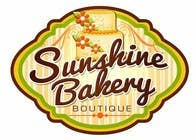 Graphic Design Inscrição do Concurso Nº136 para Logo Design for Sunshine Bakery Boutique a new bakery I am opening.